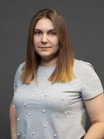 Клементович Алена Олеговна