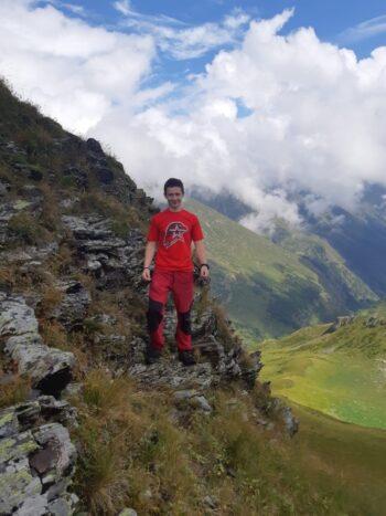 Московский юнармеец школы №1080 отправился на Северный Кавказ