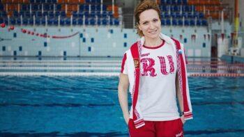Олимпийская чемпионка Мария Киселева пригласила школьников принять участие в конкурсе спортивных комментаторов
