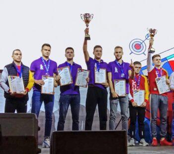 Команда московского колледжа стала победителем всероссийского спортивного фестиваля