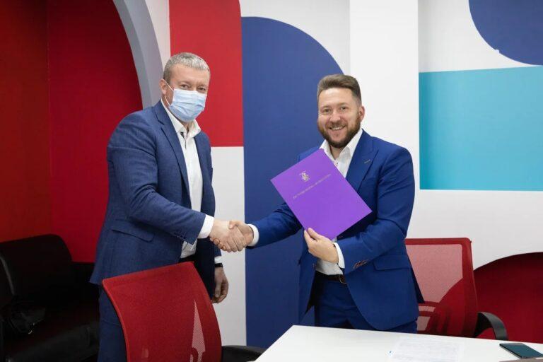 «Патриот.Спорт» и Мосволонтер подписали соглашение о сотрудничестве