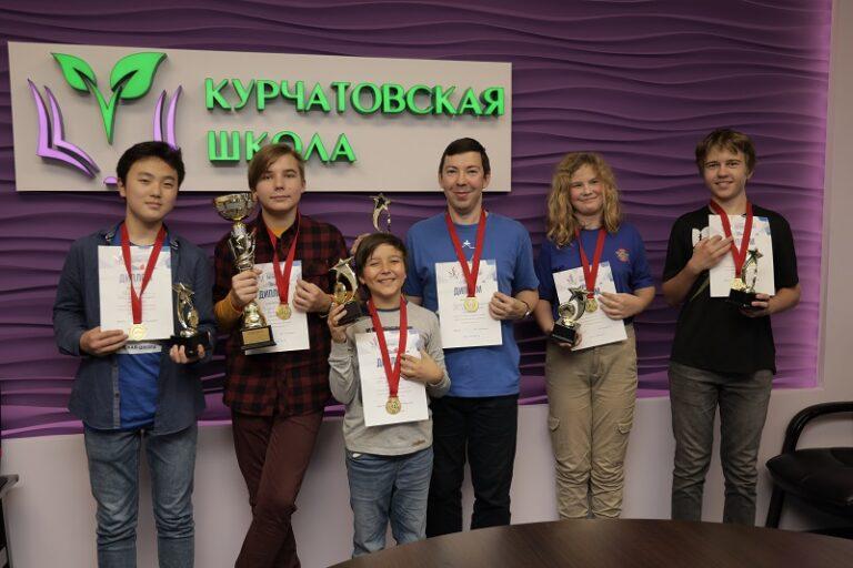 Московские школьники стали победителями всероссийского шахматного турнира «Белая ладья»