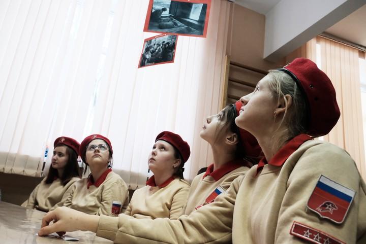 Московские юнармейцы примут участие в онлайн-встречах с российскими военными
