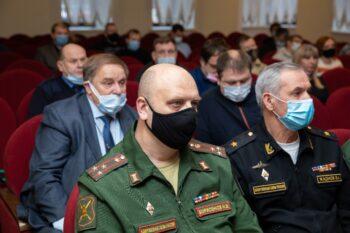 В Москве состоялась торжественная церемония закрытия городской  «Вахты памяти — 2020»