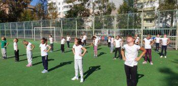 Школьный спортклуб из Москвы впервые стал призером Всероссийского конкурса на лучшую постановку физкультурной работы