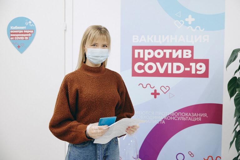 Москвичей приглашают принять участие в акции «Помощники вакцинации»