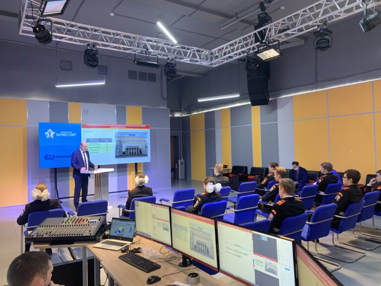 Московские кадеты встретились с представителями кадровой службы ФСО России