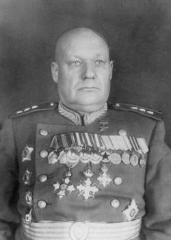 Школа № 1208 им. Михаила Степановича Шумилова