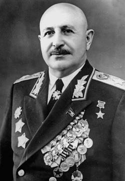 Школа № 1222 им. Ивана Христофоровича Баграмяна