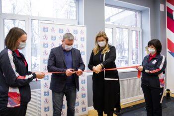 Новый зал для выполнения нормативов ГТО открылся в Москве