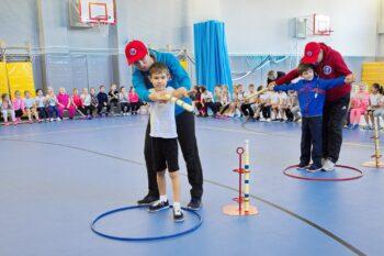 «Мы играем в городки»: спортивный фестиваль для дошкольников пройдет в Москве