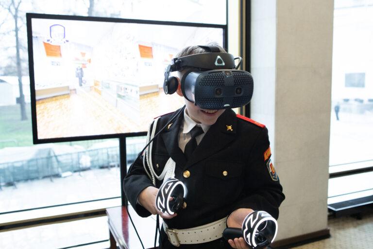 В Москве пройдет киберспортивный турнир среди кадет