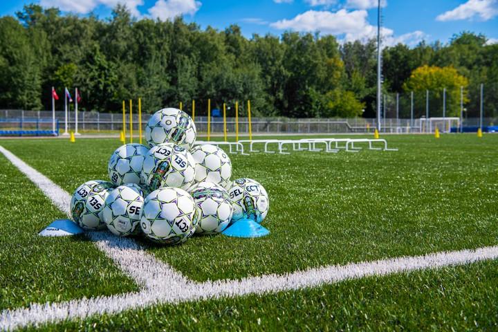Неделя физкультуры на Московском педагогическом форуме завершилась футбольным турниром