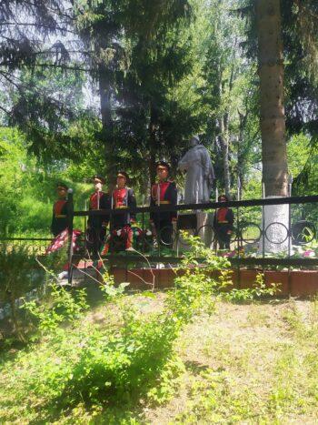 В оздоровительно-образовательном центре «Патриот» прошли памятные мероприятия