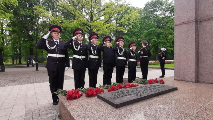 В Москве прошли мемориально-патронатные акции в память о героях московского народного ополчения
