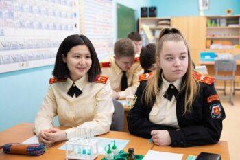 Ранняя профориентация: как московские кадеты выбирают карьерный путь