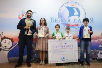 «Каждая пешка мечтает стать королевой»: победители «Белой ладьи» рассказали о подготовке к шахматному турниру