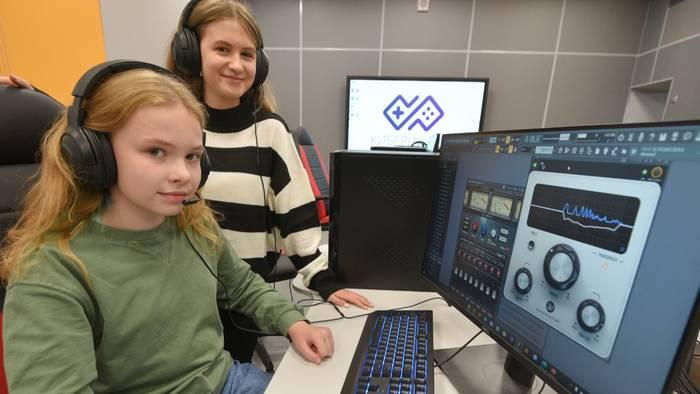 Кибершкола предлагает детям свободу творчества