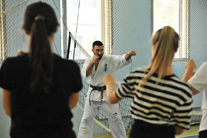 Московским школьникам проводят мастер–классы звезды спорта