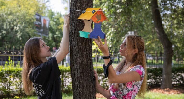 Экокалендарь и карта живой природы: как московские волонтеры занимаются экологией