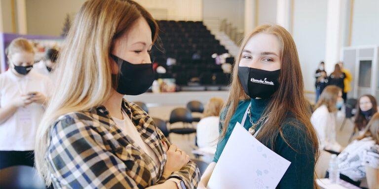 В городских школах запустили программу по развитию волонтерства «Первый шаг»